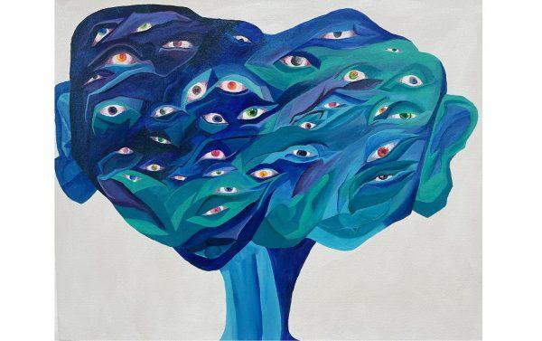 """""""Trinity Cluster"""" by Bobby Cai"""